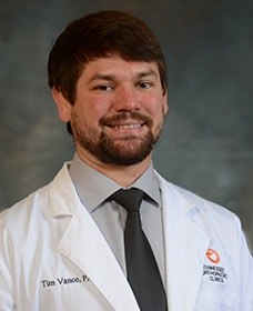 timothy-vance Physician Assistants  knoxville orthopedic clinic